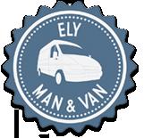 Ely Man and Van
